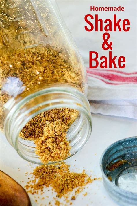 Recipes From Ingredients In Pantry by Shake And Bake Recipe Pantry And Shake