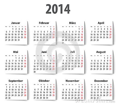 Calendrier R C Kouba 2014 Deutscher Kalender F 252 R 2014 Mit Schatten Montage Zuerst
