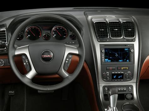 2010 gmc acadia interior 2010 gmc acadia price photos reviews features
