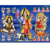 Free Desktop Wallpapers Hindu Gods