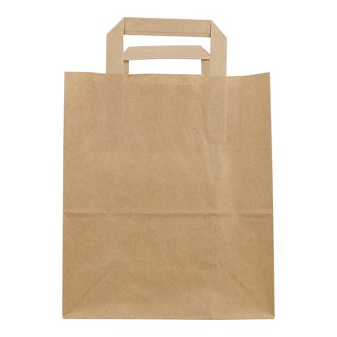 with paper bags paper bag 22 x 26 x 11 cm ca 6 ltr kraft paper order