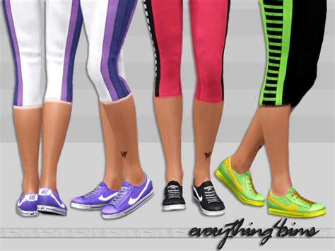 everything4sims adeline s sportswear clothing set