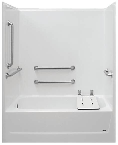 ada compliant bathtub fw 44 and fw 45 warm rain