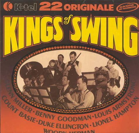 kings swings k tel vinyl record albums