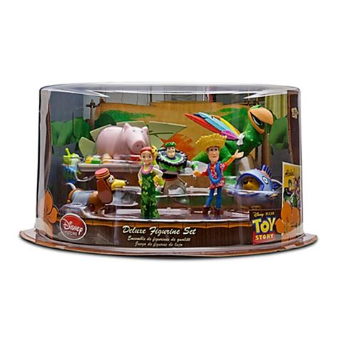 Celengan Story 7 Pcsset disney pixar story deluxe hawaiian vacation figure play set 7 pc cake topper ebay