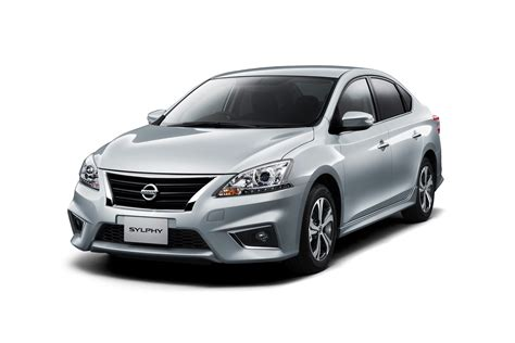 nissan sylphy nissan sylphy s touring nb17 2015 pr