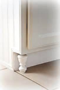 Kitchen Cabinet Feet Make Your Own Quot Frugal Quot Kitchen Cabinet Feet At The