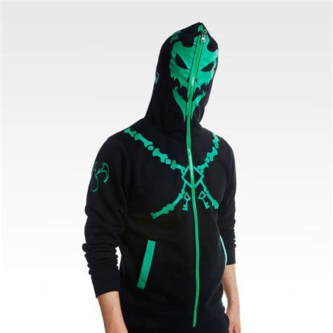 Hoodie Abu League Of Legends 01 lol thresh chain warden sweatshirt black