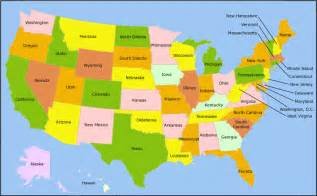 Map Oof Usa by Usa Map Bing Images