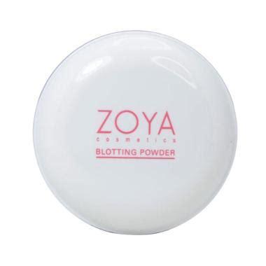 Daftar Makeup Zoya jual zoya cosmetics blotting powder harga