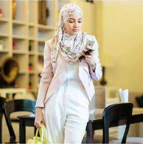 Dress Pakaian Terusan Wanita St Collection S 344765 smart casual neelofa inspired style by neelofa smart casual