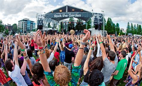 Rock The Garden Minneapolis Top 10 Summer Events In The Cities Odyssey