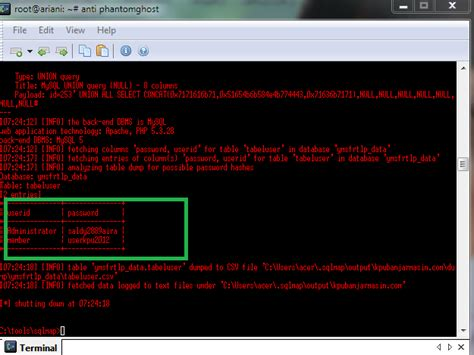 tutorial hack dengan sql injection sql injection dengan bantuan sqlmap hacking deface