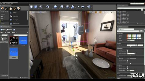 udk 4 tutorial unreal engine 4 tutorial draw text hud blueprint youtube