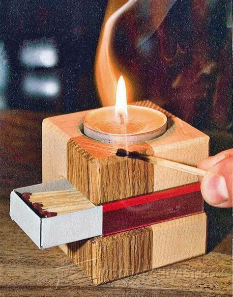 making simple wooden candlestick woodarchivist