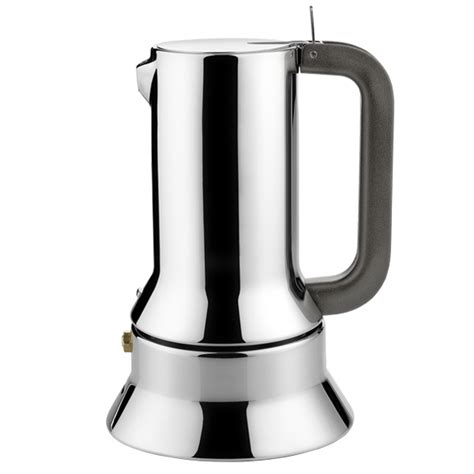 espressokocher alessi alessi espresso coffee maker 9090 6 cups design