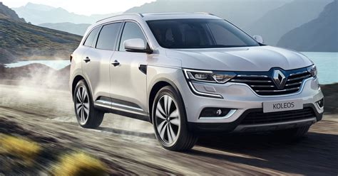 renault suv 2016 2016 renault koleos pricing and specifications