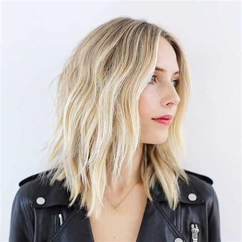 womens lob haircut 31 lob haircut ideas for trendy women lob haircut