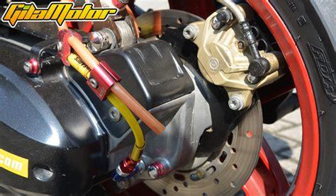 Koil Vario modifikasi honda vario 125 fi 2012 kombinasi supercharger