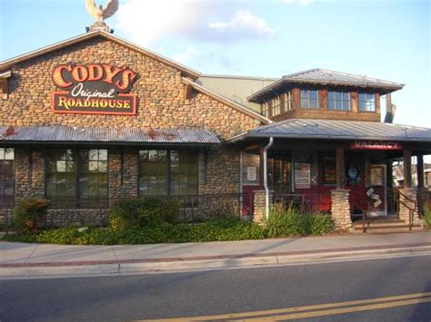 codys road house outside front of cody s picture of cody s original roadhouse the villages tripadvisor
