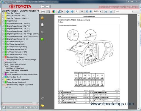 free online car repair manuals download 2005 toyota mr2 engine control toyota land cruiser prado repair manual cars repair manuals