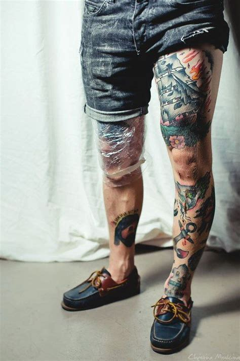 upper leg tattoos for men awesome mens leg and thigh tattoos leg tattoos