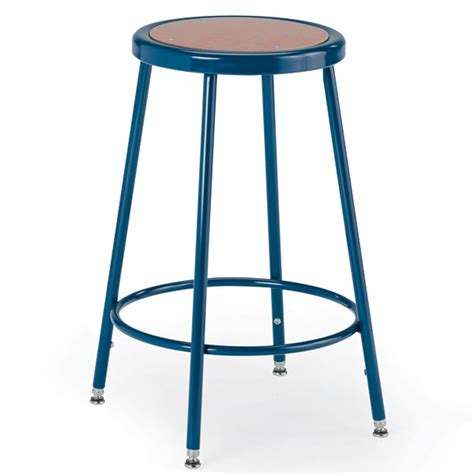 Science Lab Bar Stools by Ki 600 Series Steel Stool 24 Quot 624 Lab Stools And