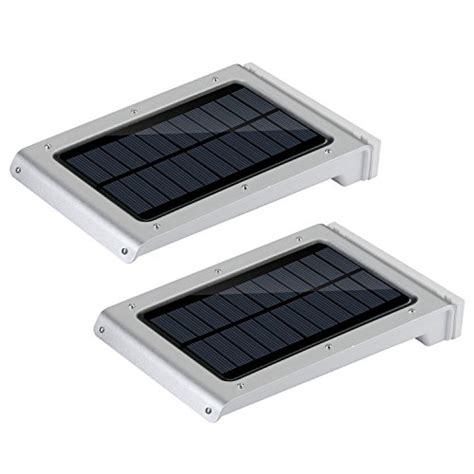 Best Rated Outdoor Solar Powered Motion Security Lights Best Outdoor Solar Lights Reviews