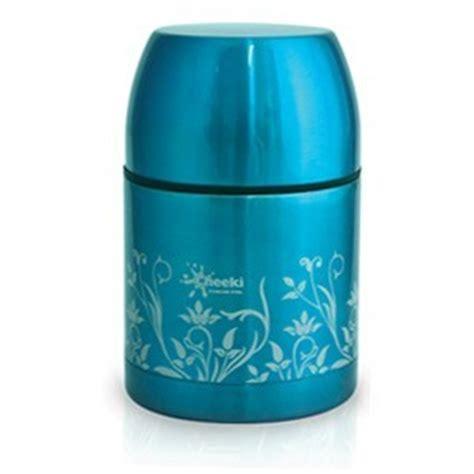 Termos Stainless Sarung Doraemon 600ml Bpa Free cheeki food jar stainless steel insulated thermos blue free gift cold eco ebay