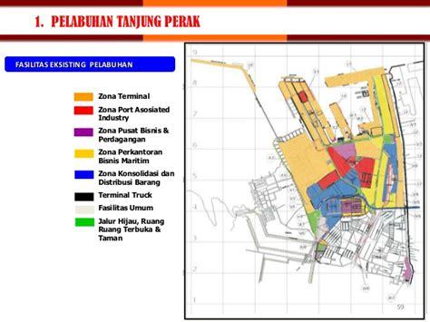 layout pelabuhan teluk bayur infrastruktur strategis di jawa timur
