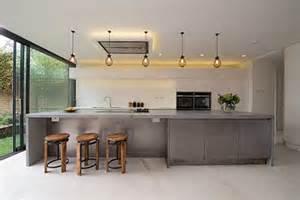 kitchen island worktops uk concrete kitchen sourcebook