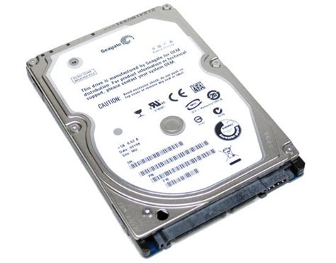 disk interno 2 5 sata 500gb seagate momentus 5400 6 500gb sata 2 5 quot discos duros