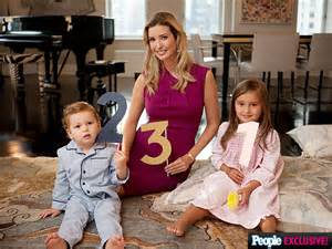 ivanka trump pregnant expecting third child with jared