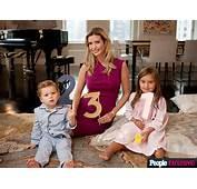 Ivanka Trump Pregnant Expecting Third Child With Jared Kushner