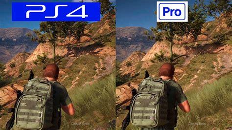 Ps4 Tom Clancy S Ghost Recon Wildlands Reg 3 Limited ghost recon wildlands ps4 vs ps4 pro graphics comparison