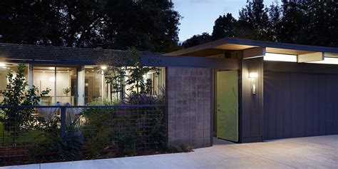 architect eichler architect ryan leidner s approach to an eichler home