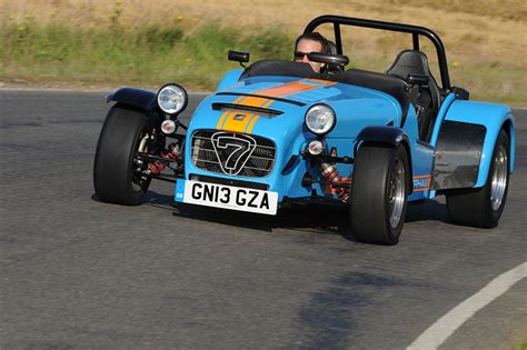 caterham 7 620r review auto express