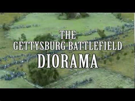 The Ho Likes by Gettysburg Battlefield Diorama