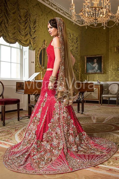 Item Code: BR030   Asian Bridal Wear & Fusion Dresses by