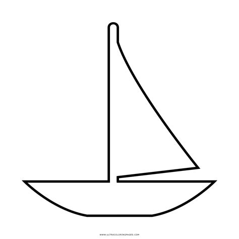 barcos sencillos para colorear barco desenho para colorir ultra coloring pages