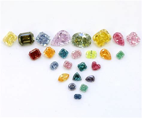 different color diamonds a guide for fancy colored diamonds forbes