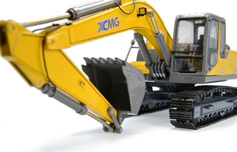 Azz Alloy Model Series Construction 1 35 scale model xcmg xe215c aexcavator diecast model zinc alloy model