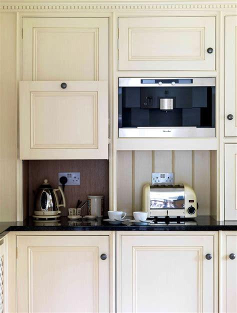 hide kitchen appliances organizing your home pinterest