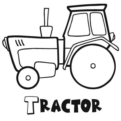 dibujos para pintar web imprimir dibujo de un tractor para imprimir y pintar