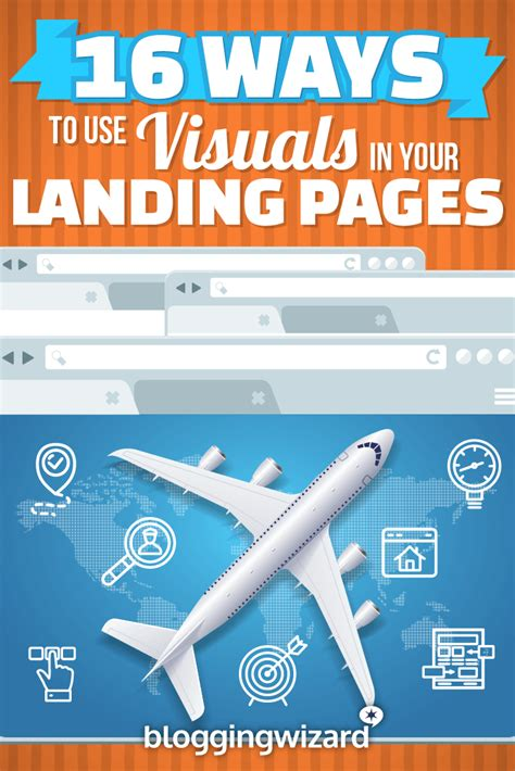 16 creative ways to use 16 creative ways to use visuals in your landing pages