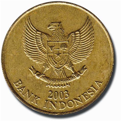 100 Rupiah Logam Tipis Th 1978 koin koin center