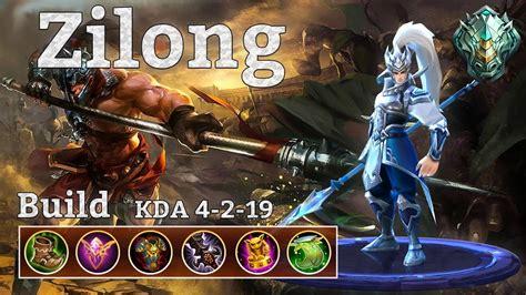 mobile legends zilong  tank   epic rank