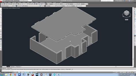 tutorial autocad architecture 2008 pdf apprendre autocad en 1h tutoriel r 233 alisation maison 3d