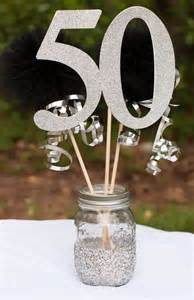 50th birthday centerpieces for anniversary 40th 50th 60th birthday centerpiece
