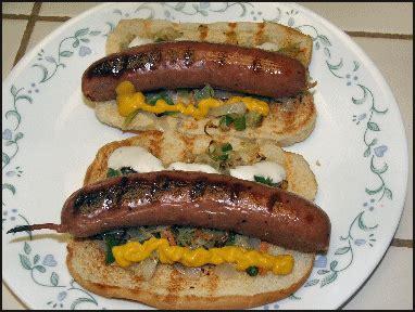 brat hot dog brat hot dog